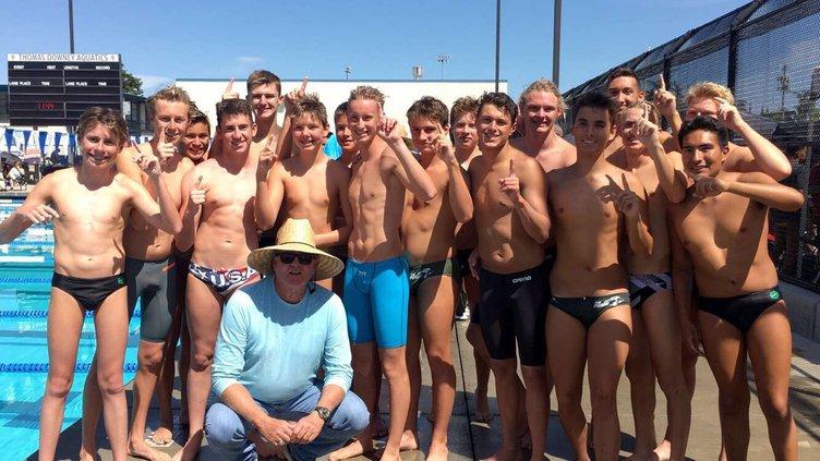 pitman boys swim