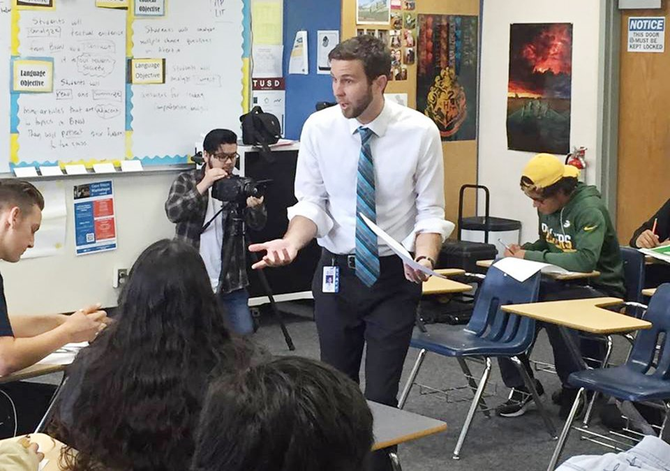 Turlock educator named Teacher of the Year finalist