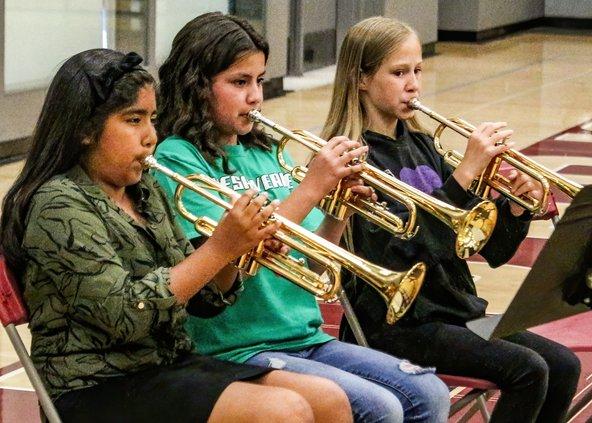 mv trumpets