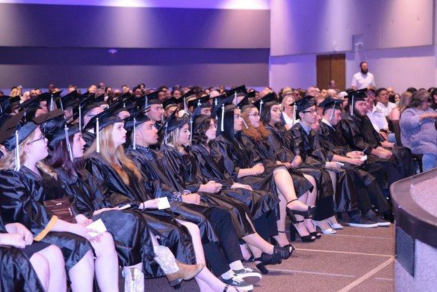 graduation Calla high