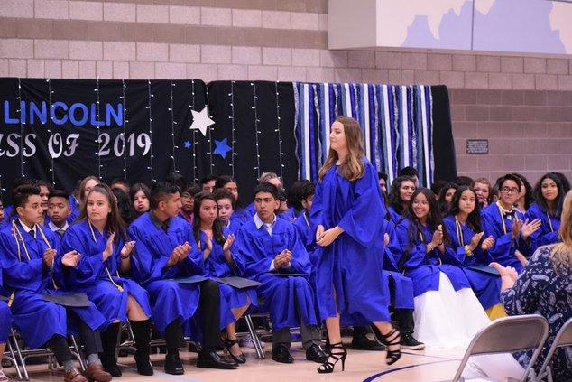 lincoln school grads