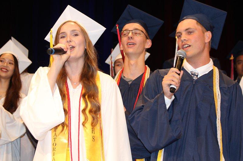 TC graduation
