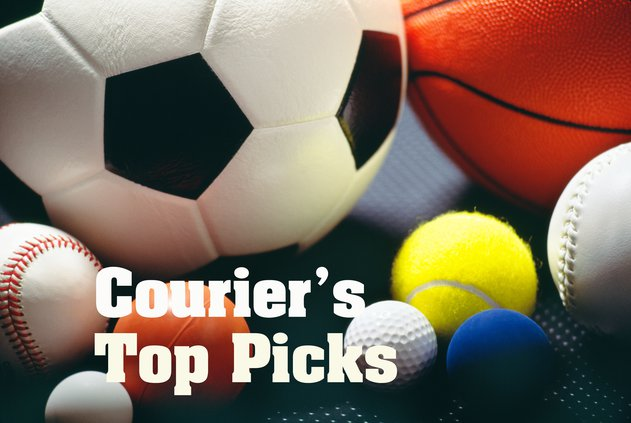 Courier spring sports