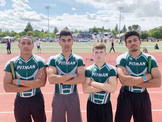 track all journal team