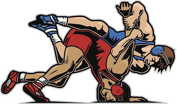 wrestling art