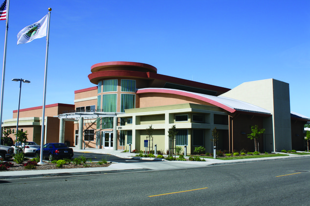 Ceres Community Center BVG