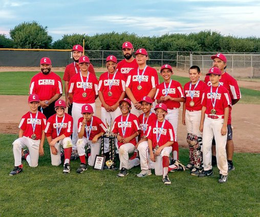 Ceres 12-and-under All-Star