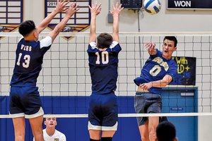 Bulletin boys volleyball 2019