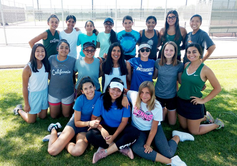 pitman tennis