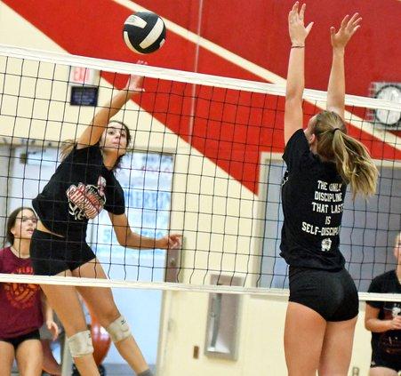 Bulletin girls volleyball 2019