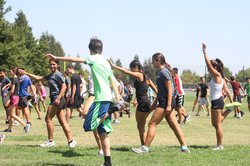 Pitman cross country