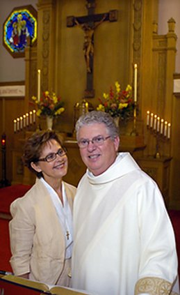 Deacon Tom Ciccarelli