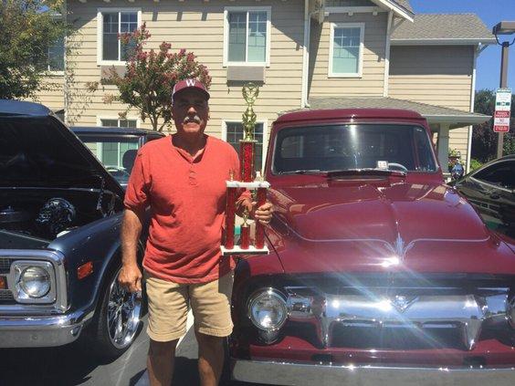 Union Ranch car show