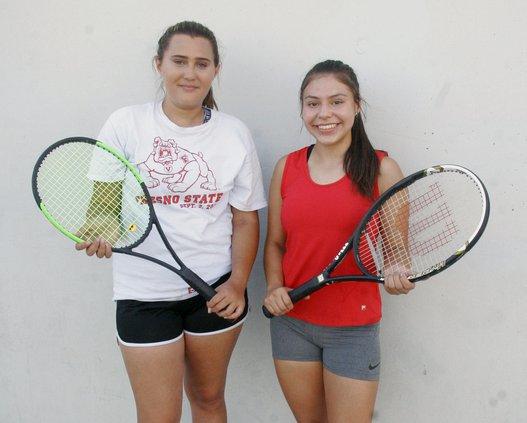 Jillian Jimenez and Tania Garfias