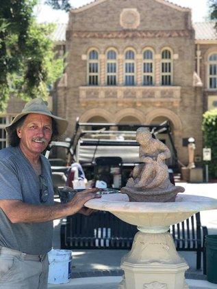 TUSD fountain 1