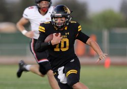 Hughson football 1
