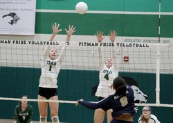 Pitman volley 1