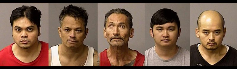 Turlock illegal grow mug shots
