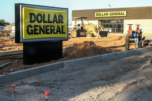 Riverbank Dollar General
