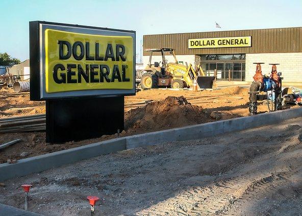 Riverbank Dollar General