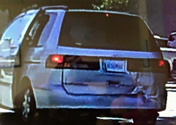 Damaged Honda