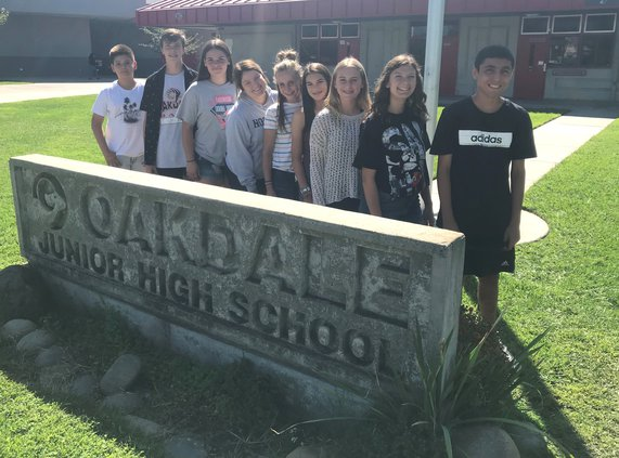 OJHS Officers