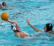 Turlock boys water polo