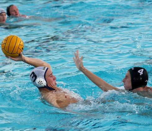 Turlock boys water polo