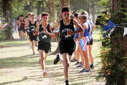 Pitman boys cross country