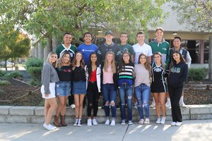 Pitman homecoming candidates