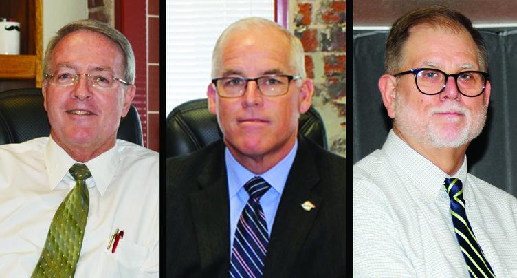 city manager trio