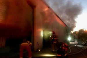Atiza fire