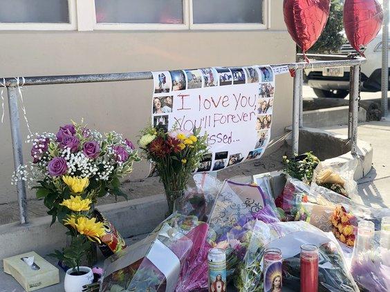 Thaily Martinez memorial