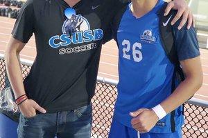 Gerardo Flores and brother