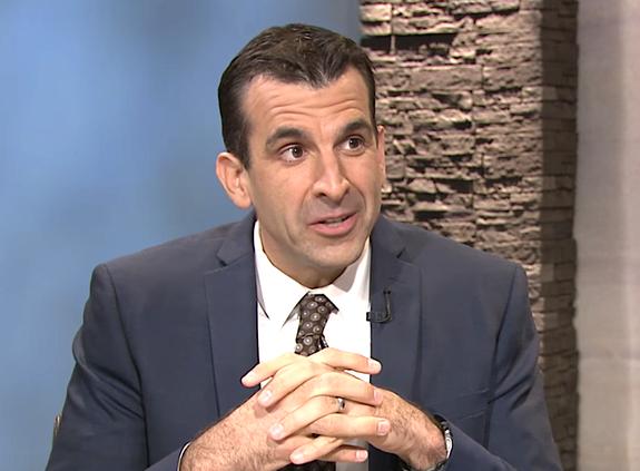 San Jose Mayor Sam Liccardo