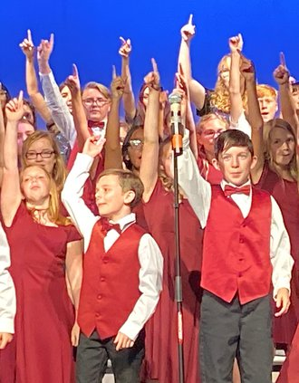 Choir b