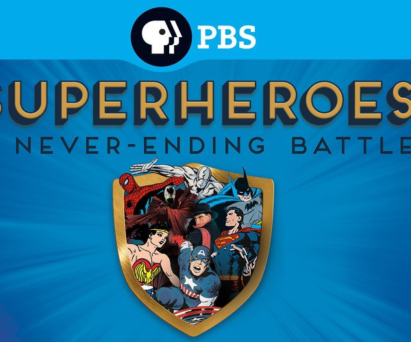 superheroes documentary