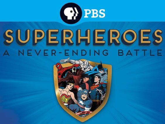 superheroes documentary