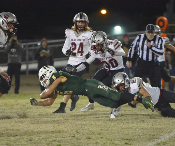 Hilmar football 1
