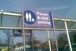 parent child parking