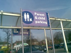 parent child parking