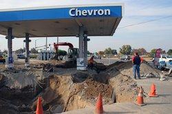 Chevron remodel