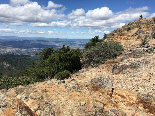 Calistoga hike