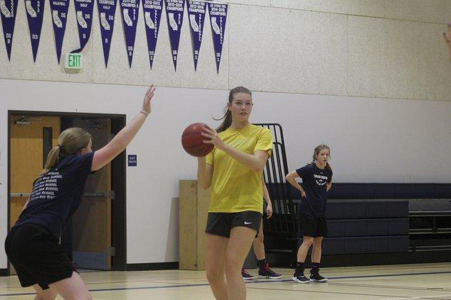 tc girls 2 basket