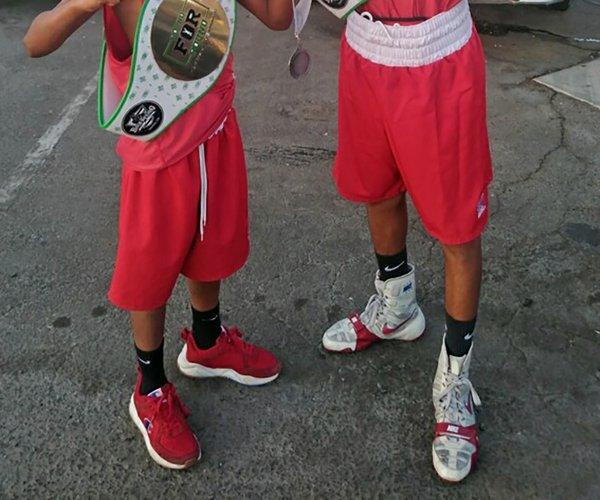 Damon and Damian Louis