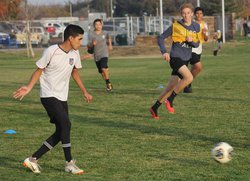 Hughson boys soccer